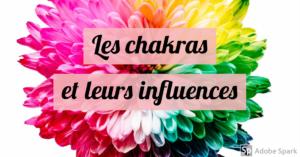 Read more about the article Les chakras et leurs influences